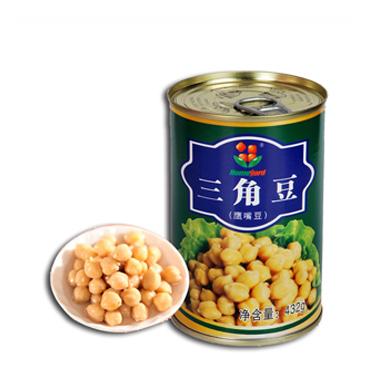 三角豆罐头